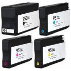 """Hp 950 + 951  XL """"Vælg selv"""" rabatpakke - Kompatibel"""